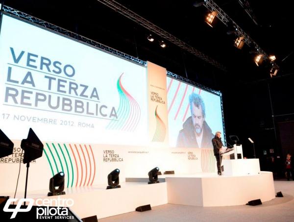 Toward the Third Republic ITALIA FUTURA